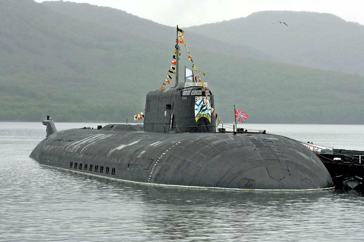 Подводные лодки проекта 949а «антей» - вики