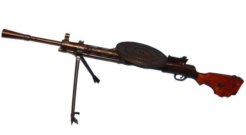 Пистолет-пулемёт дегтярёва — википедия с видео // wiki 2