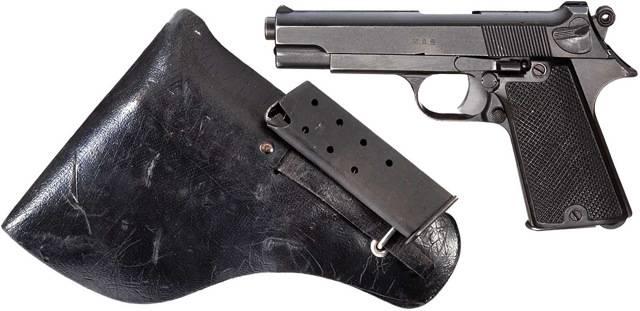 Пулемет mas chatellerault mle.1924