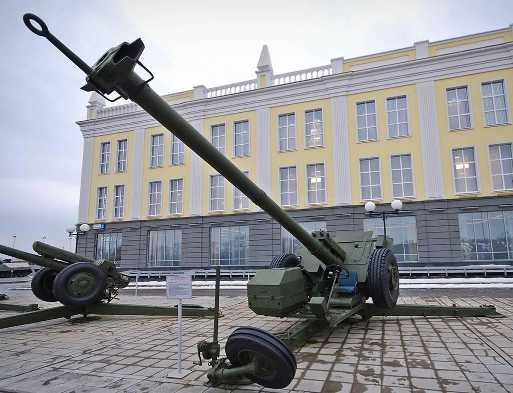 Советская 125-мм противотанковая самодвижущаяся пушка 2А45М «Спрут-Б» 1987 года – новое слово в полевой артиллерии
