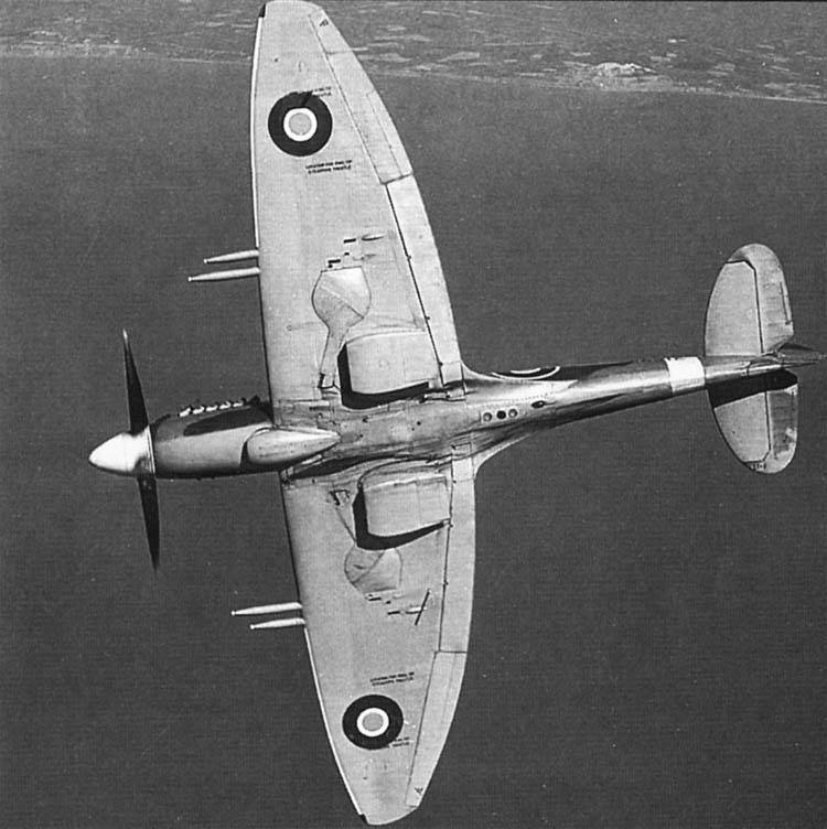 Spitfire lf mk ix