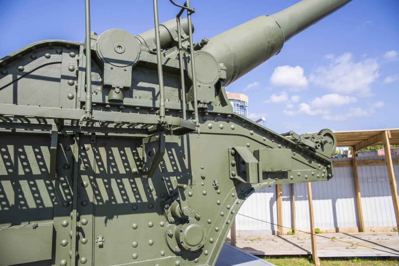 Гаубица бр-18 калибр 305-мм фото. устройство. история
