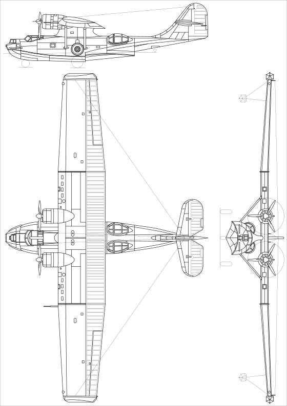 Consolidated pby catalina — википедия. что такое consolidated pby catalina