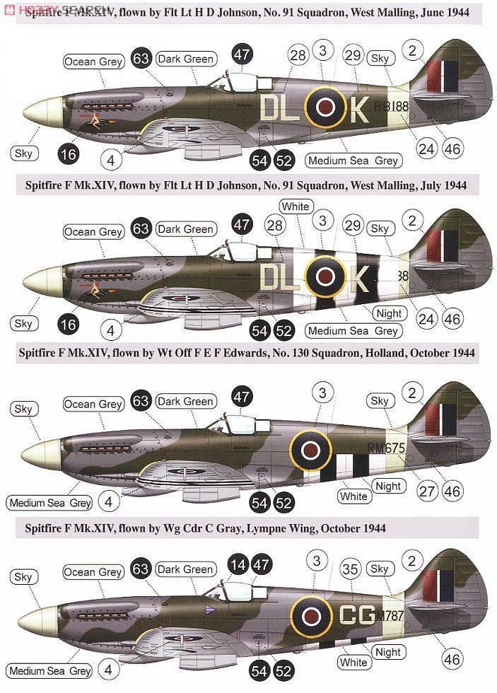 Spitfire f mk ix