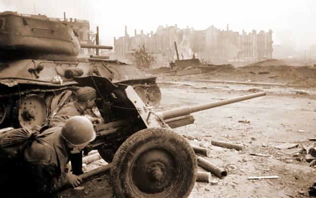 45 мм орудие вов. «сорокопятка» – знаменитая рабочая лошадка великой войны