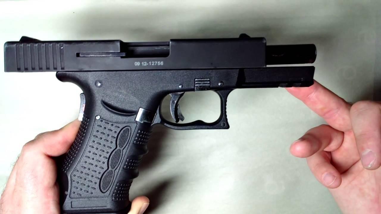 Травматический пистолет фантом 11х22т, обзор технических характеристик, отзывы владельцев турецкого травмата глок 17