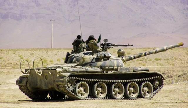 Т-62а — советский средний танк