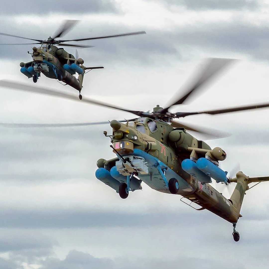 Вертолет ми-35. фото. история. характеристики