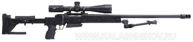 Снайперская винтовка motiv k14
