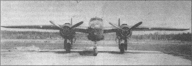 North american b-25 википедия