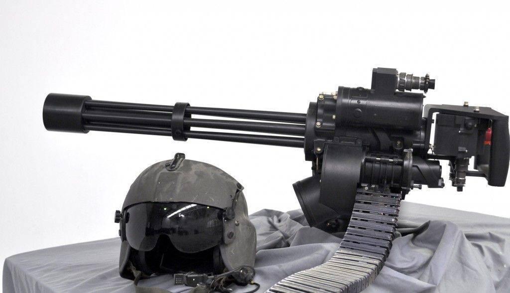 Авиационная пушка вулкан. карусель смерти: пулемет гатлинга. основные тактико-технические характеристики вулкана м61