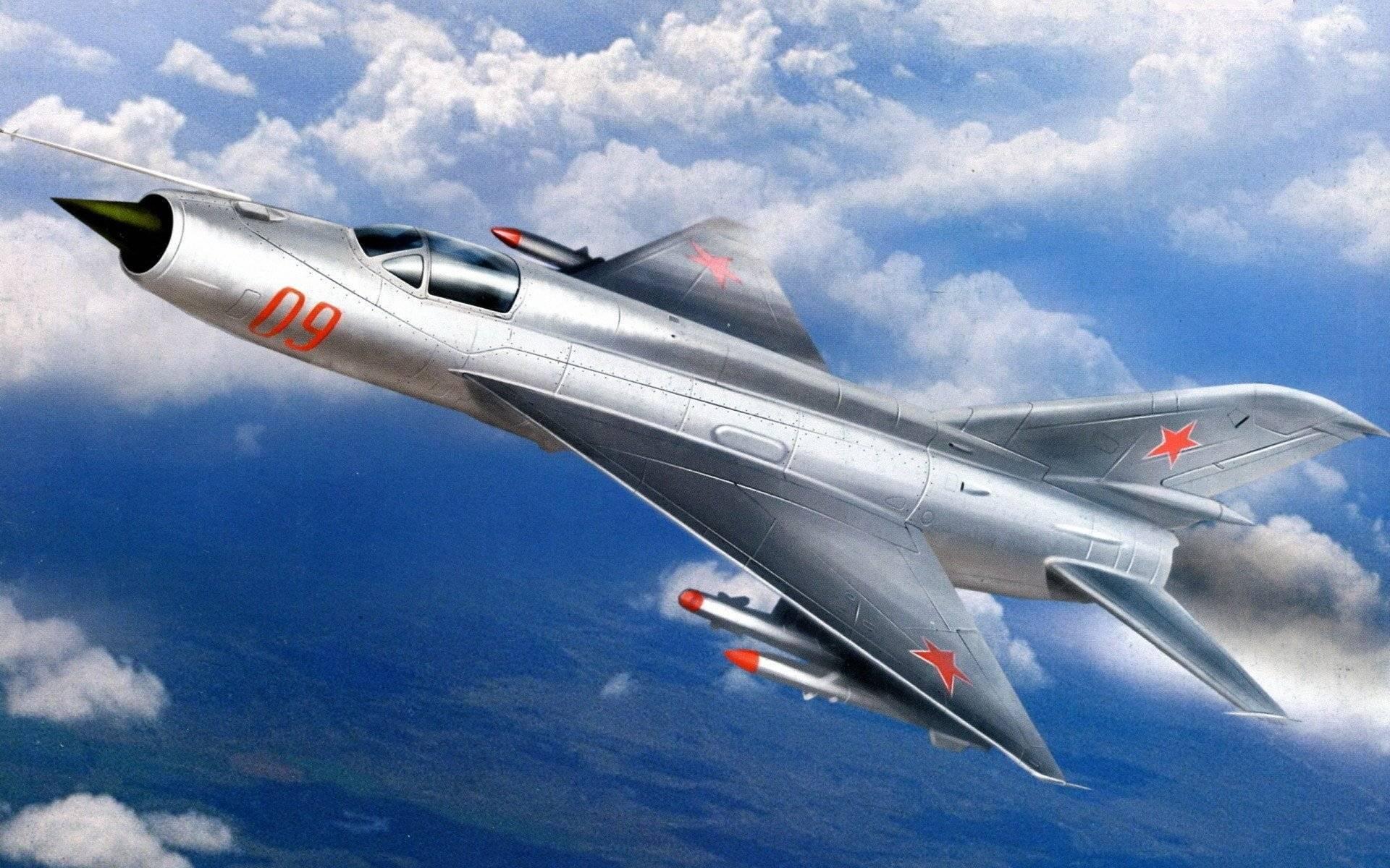 Миг-21. фото, история, характеристики самолета
