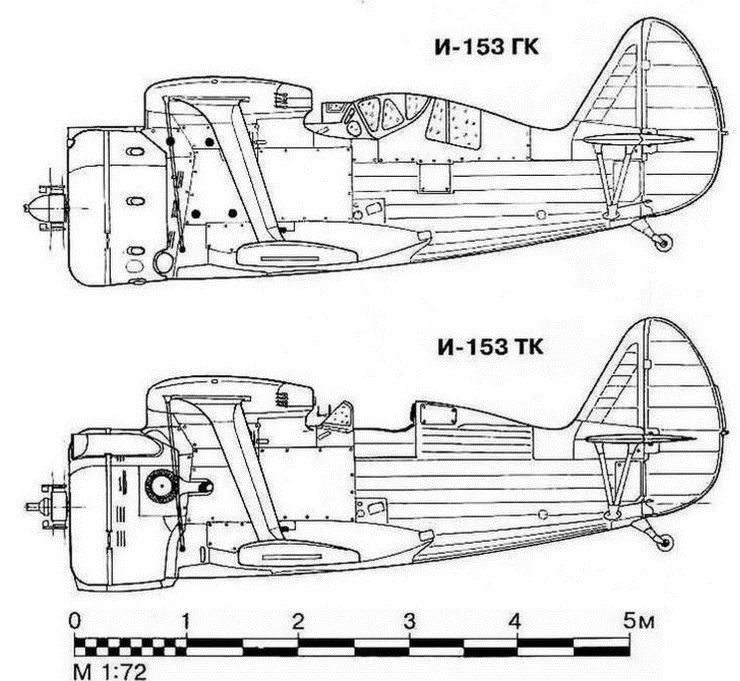 Советские истребители и-153 «чайка» над севастополем | военный альбом