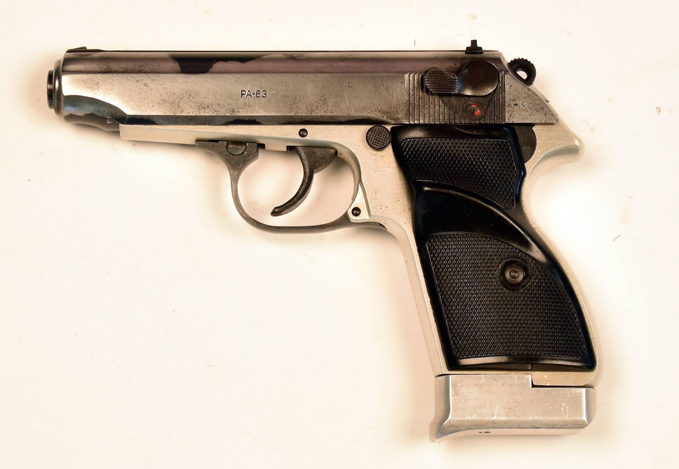 Пистолет-пулемет образец 63