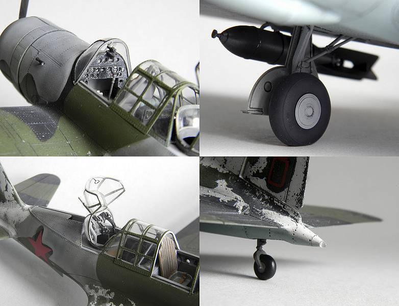 Су-2 (АНТ-51) — советский ближний бомбардировщик