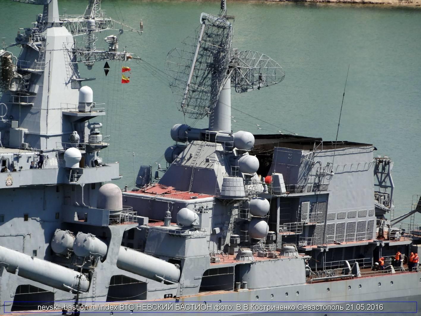 Ракетные крейсера типа «слава» проекта 1164 «атлант»