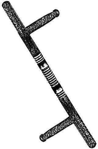 """Спецсредство """"палка резиновая"""", практика использования в частной охранной деятельности в рф"""
