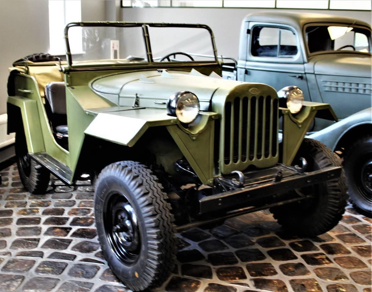 Автомобиль газ-67: фото, обзор и технические характеристики, история модели