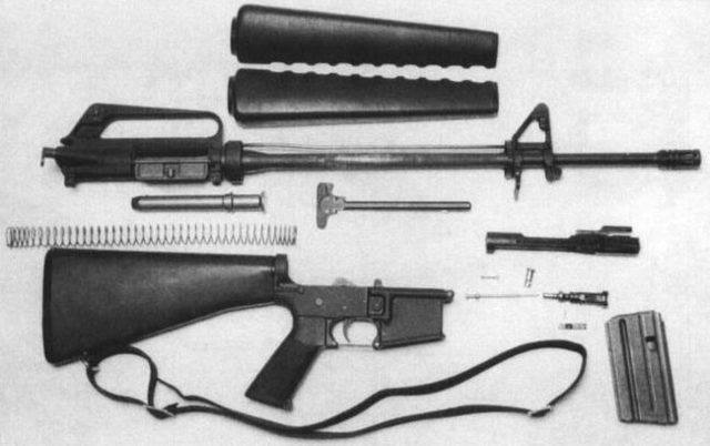 Стрелковое оружие » страница 5