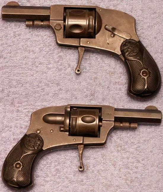 Револьвер arminius hw 38