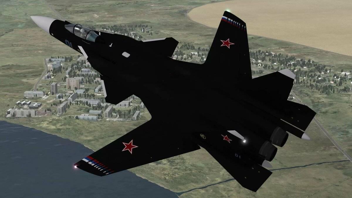 Су-47 википедия