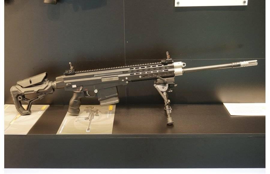 Сломали «брата»… стрельба изкарабина «орсис» к-15 «брат»