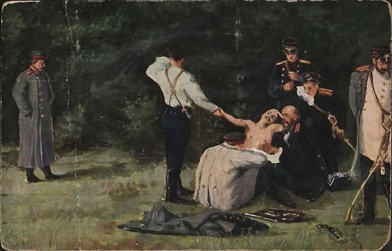 Женские дуэли — история поединков, которые были кровожаднее, чем мужские | stena.ee