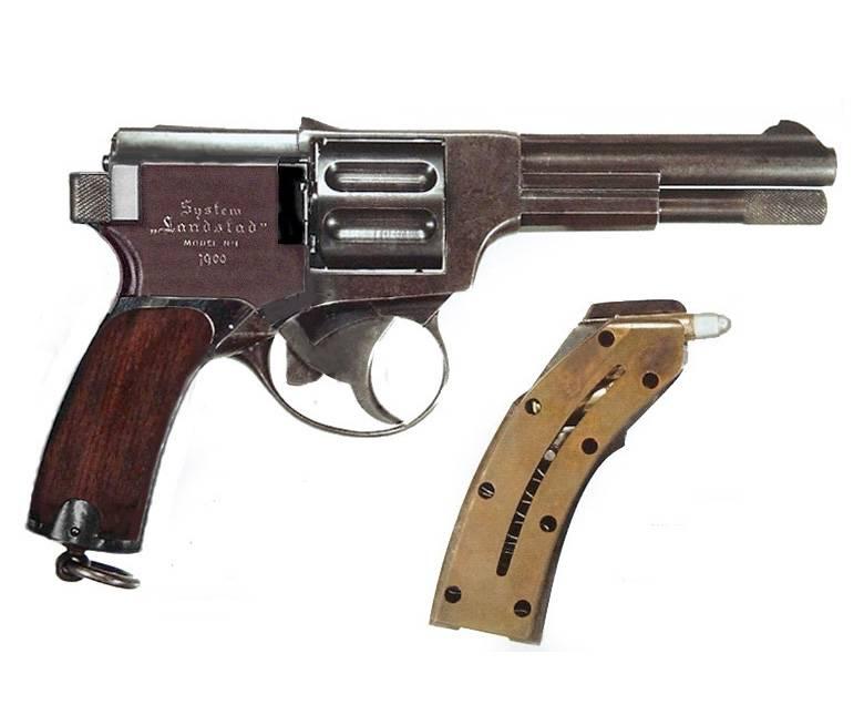 Револьверы: оружие, которое стреляет только в правильную сторону