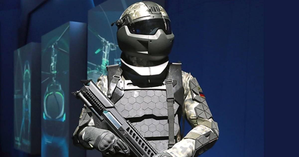 Снаряжение «Ратник»: будущее уже здесь