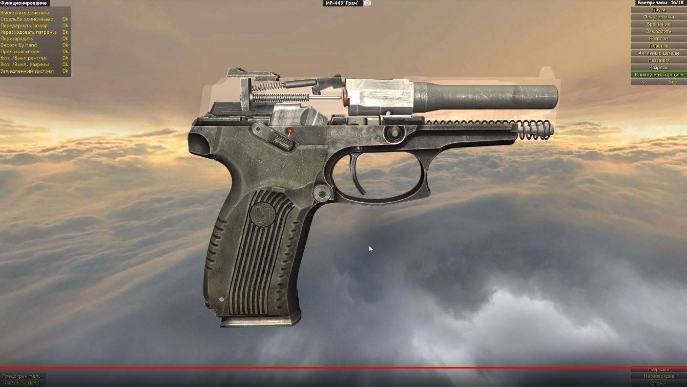 Сила ижевского оружия: о конструкторе пистолета ярыгина