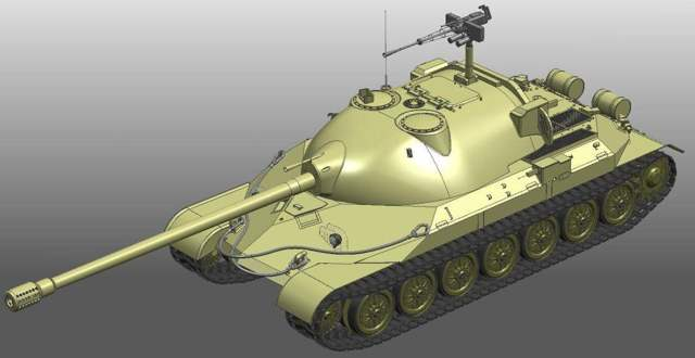 Ис-7 — global wiki. wargaming.net