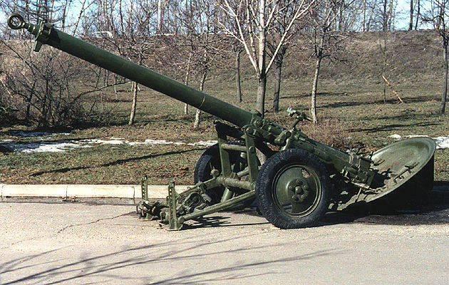 160-мм дивизионный миномёт образца 1949 года (м-160)