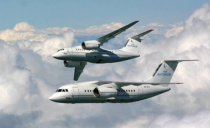 Ан-148 — википедия. что такое ан-148