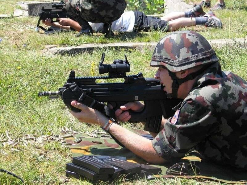 Fn f2000 штурмовая винтовка — характеристики, фото, ттх