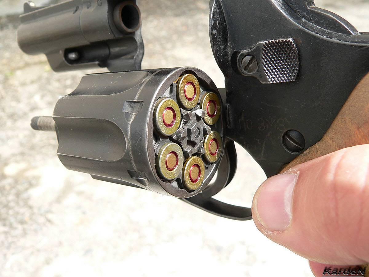 Револьвер рса — википедия. что такое револьвер рса