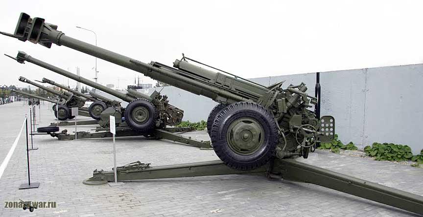 152-мм гаубица 2а61