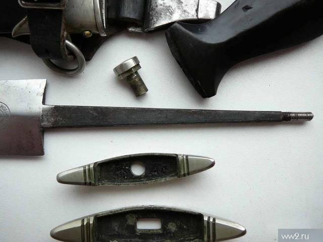 Кинжал сс - холодное оружия фашистской германии. кинжал сс - разновидности.