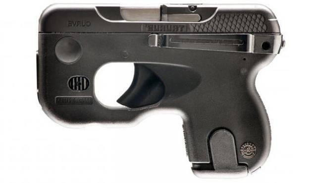 Пистолет Taurus 2045