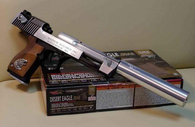 .50 калибр пистолетов - .50 caliber handguns - qwe.wiki