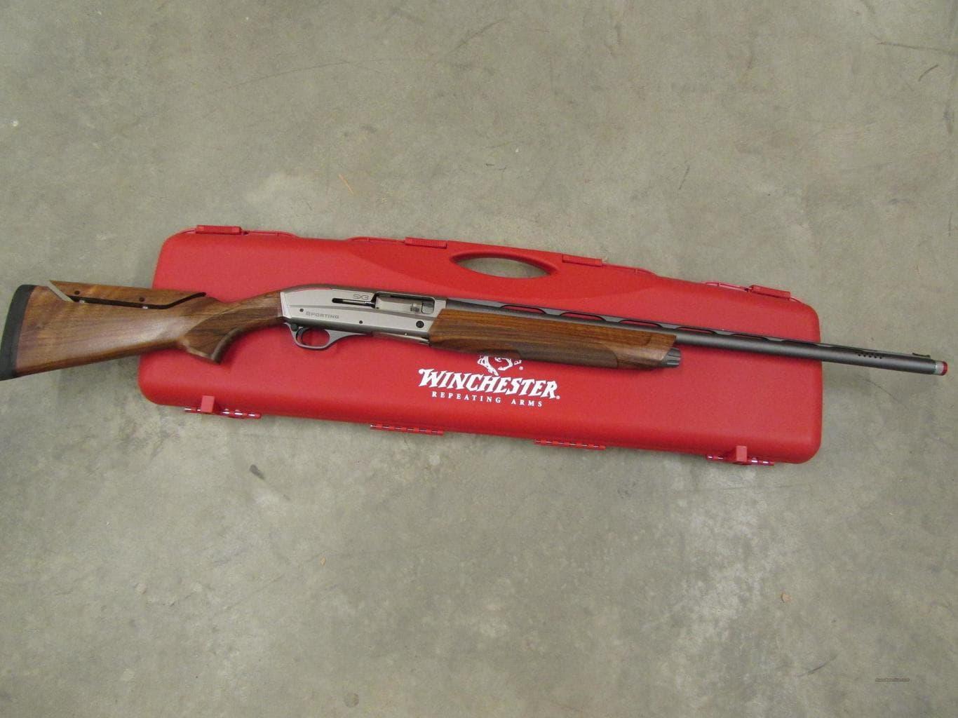 Winchester sxr / sx-ar винтовка — характеристики, фото, ттх