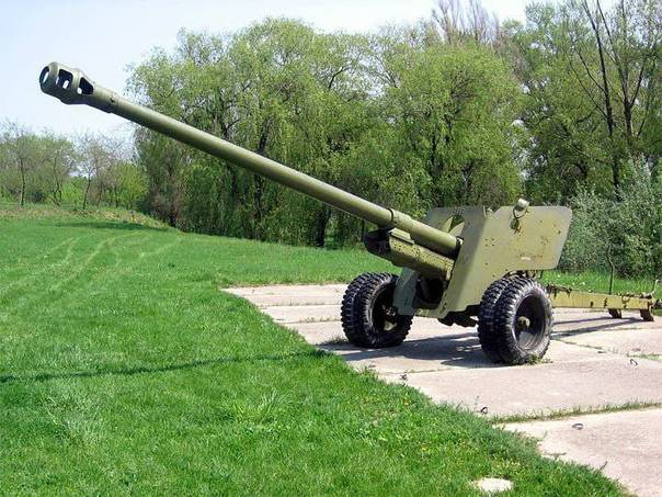 100-мм противотанковая пушка мт-12 - вики
