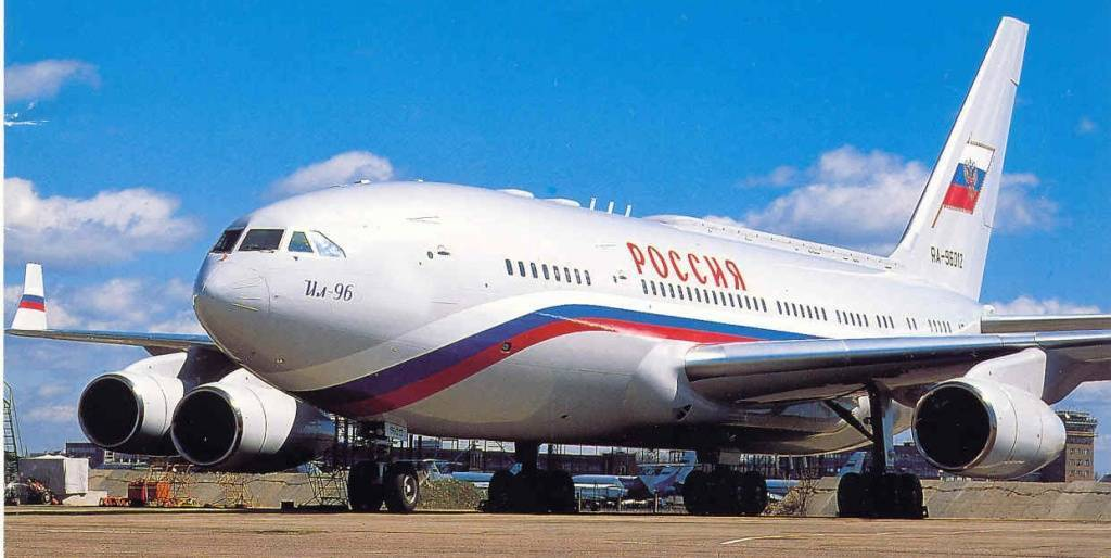 Самолет путина: почему на ил-96 летает президент, но не возят пассажиров?