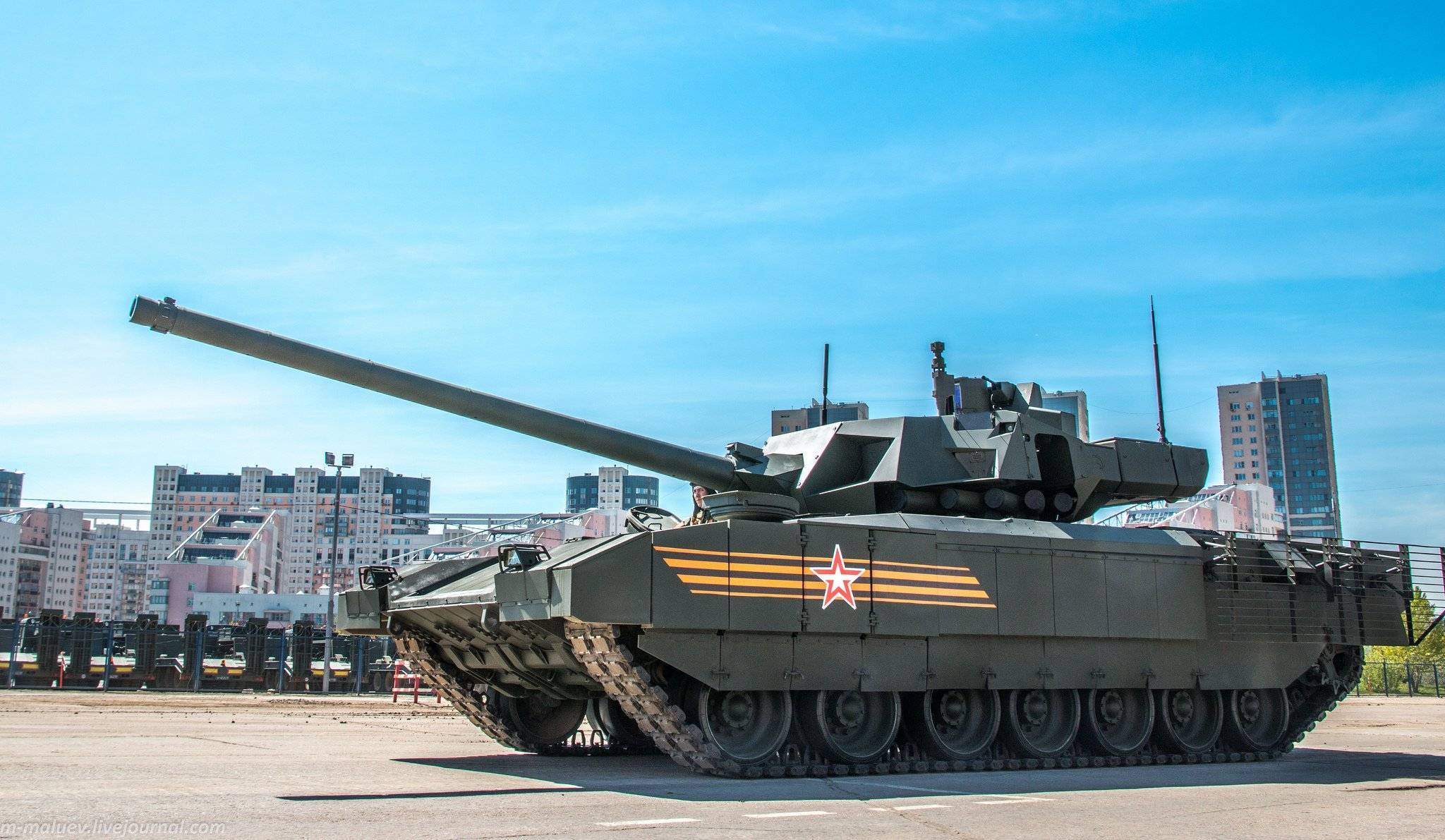 Лучшие танки «проекта армата». какая техника в игре — имба?