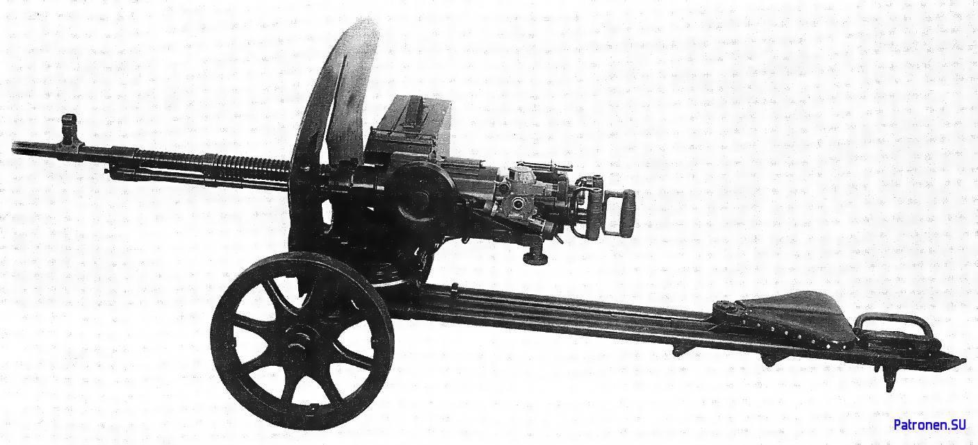 Швак – скорострельная пила советских истребителей. предыстория разработки орудия