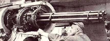 Авиационная пушка m61 vulcan – второе рождение системы гатлинга. пулемет «вулкан» – электропривод и шесть смертоносных стволов главные тактико-технические свойства вулкана м61