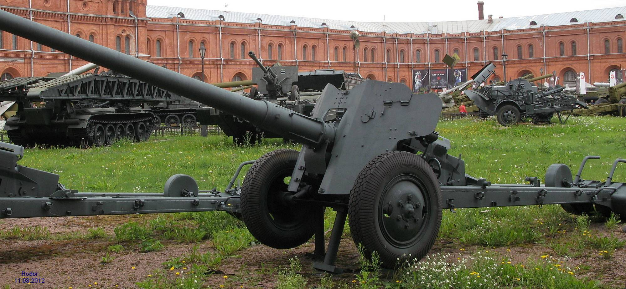 85-мм противотанковая пушка д-48 — википедия
