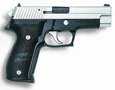 Повод вспомнить ссср. выпущен миллион пистолетов sig sauer p320