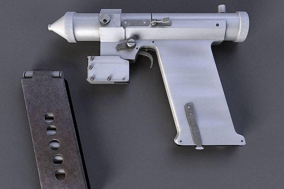 Лазерный пистолет — википедия. что такое лазерный пистолет