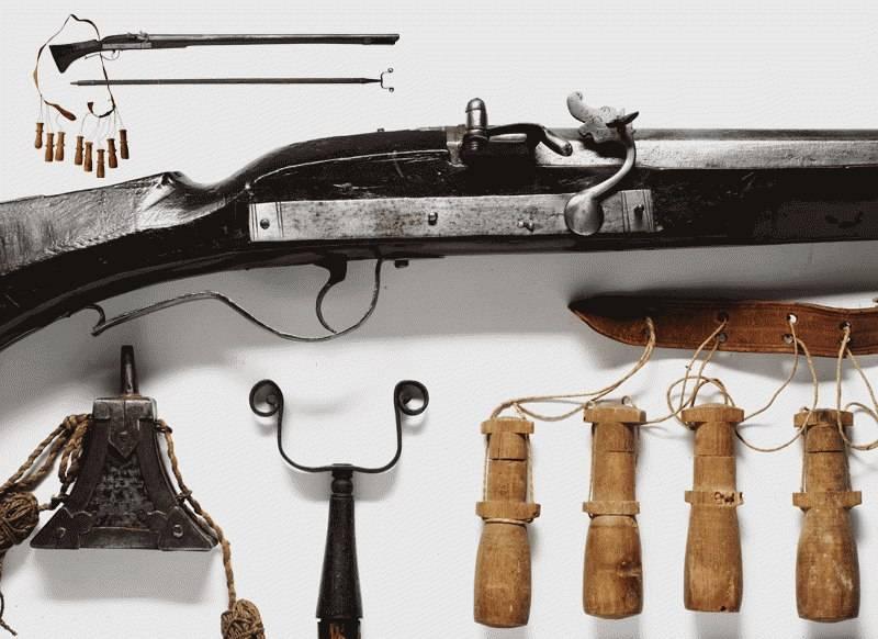 Делаем мушкет. мушкет — силы пехоты и оружие бравых солдат самодельный мушкет