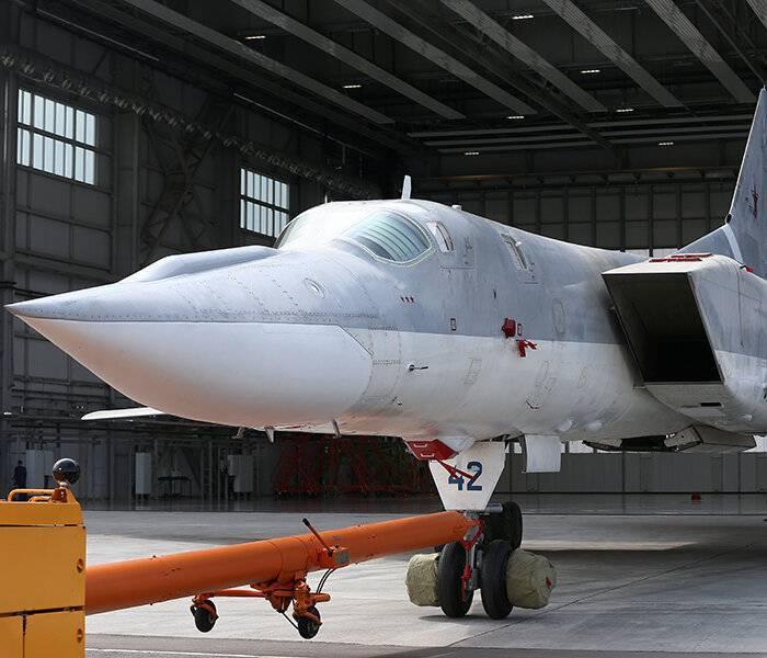 Сверхзвуковой стратегический бомбардировщик ту-22